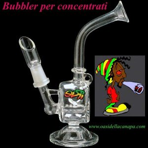 Bubbler per Concentrati 14 cm