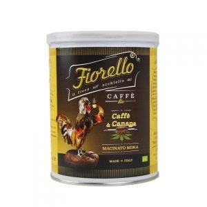 Caffé e Canapa Fiorello Caffé® – Macinato Moka 250grANB173
