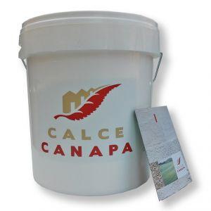 Calce Canapa-Tinteggio
