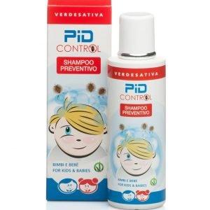Shampo Preventivo Pidocchi 100% Naturale e Biodegradabile
