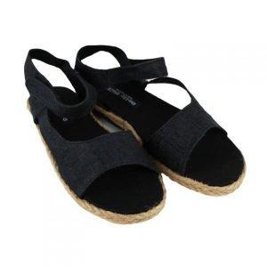 Sandali di Canapa Donna Taglia Unica 38