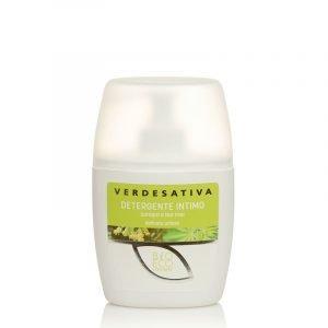 Detergente Intimo-Canapa e Tea Tree-Naturale 100%