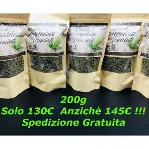 Fiori di Cannabis Trinciati-Qualità Garantita-200g!!!