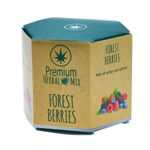 Herbal Mix Premium – Forest Berries 30g