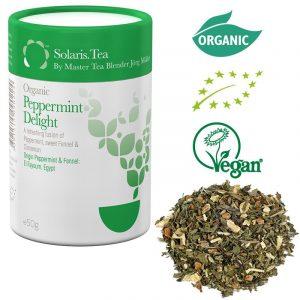 Solaris organico alla Menta piperita – tè sfuso