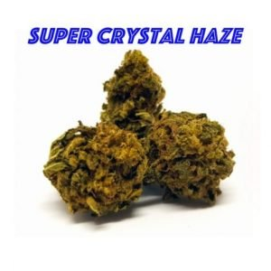 Super Crystal Haze 2g