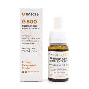 Olio di CBG 5% – 500mg