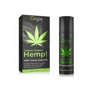 Intense Orgasm Hemp!