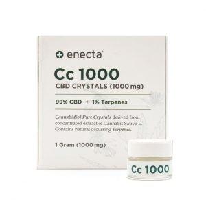 Cristalli di CBD 99% – Linea Cc