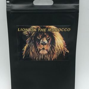 Hashish Marocchino Legale-Lion on the Morocco