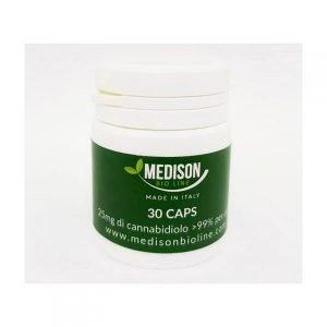 Caps CBD 99% – 30 Capsule
