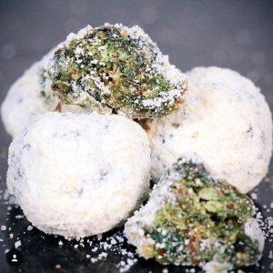 Moonrock Ice-Ricoperta di Cristalli Cbd