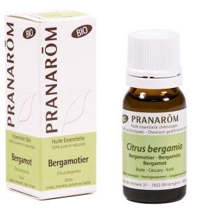 Olio essenziale Bergamotto (Citrus bergamia) BIO