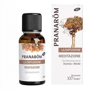 Olio essenziale Meditazione organico