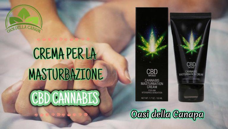 La crema per la masturbazione CBD cannabis è una formula rivoluzionaria che farà sì che i rapporti sessuali trovino un nuovo livello di piacere amplificato e intenso