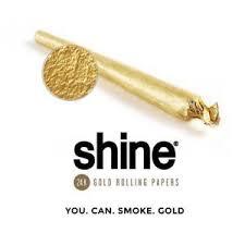 Shine Gold Cone