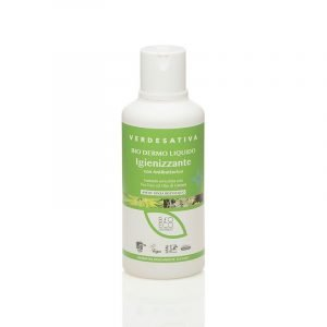 Biodermoliquido con antibatterico, con tea tree & aloe vera 500Ml Cod. 6913