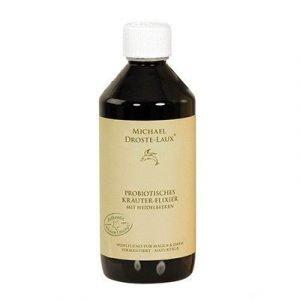 Elisir Probiotico con mirtilli, 500 ml