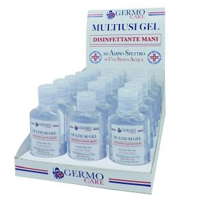 Germocar Gel Igienizzante 80 ml