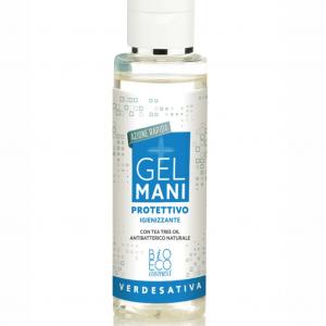 Gel Mani Protettivo-Igienizzante
