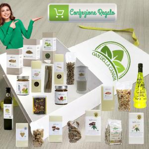 Confezione Regalo-Canapa Bio