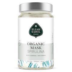Maschera per il viso Spirulina organico Eliah Sahil