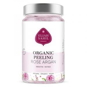Scrub corpo Argan di rose organico Eliah Sahil