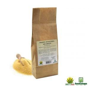 PolHemp polenta con farina di canapa 500g