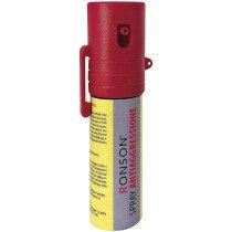 Spray Antiaggressione al Peperoncino