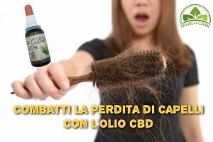 Per via dei valori nutrizionali della canapa contribuiscono alla crescita di capelli sani e forti
