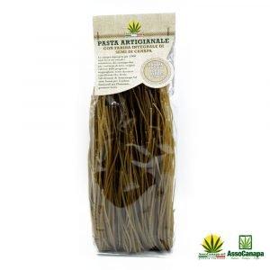 Taglierini alla farina di semi di canapa 500g