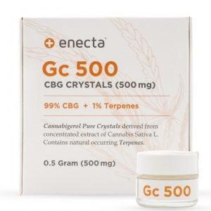 Cristalli di CBG 99% – Gc 500