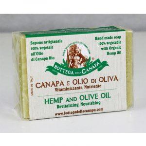 Sapone Canapa e Olio di Oliva
