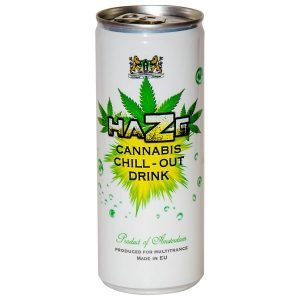 Haze Chill-Out Energy Drink senza THC