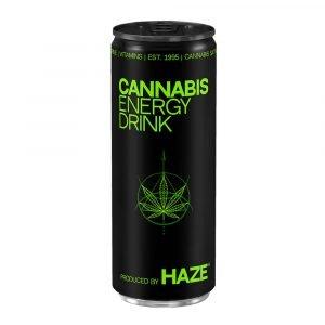 HaZe Cannabis Energy Drink (250ml)