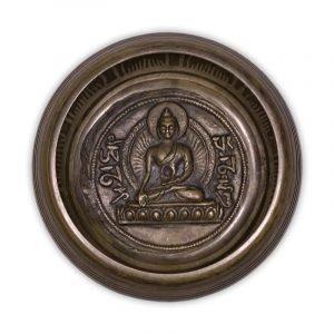 Campana tibetana Buddha