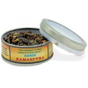 Incenso in resina Kamasutra