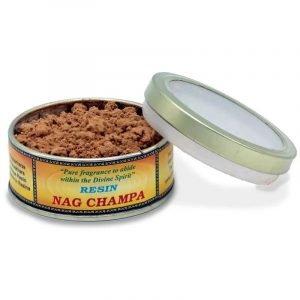 Incenso in resina Nag Champa