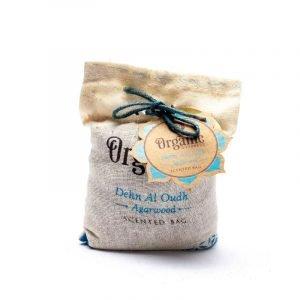 Organic Goodness Oudh sacchetto profumato