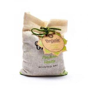 Organic Goodness Patchouli Vaniglia sacchetto profumato