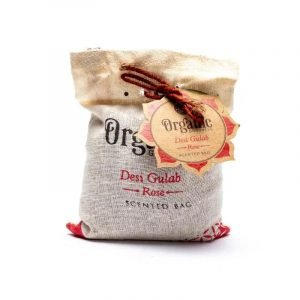 Organic Goodness Rosa sacchetto profumato