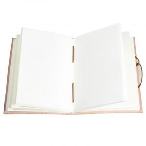 Quaderno Mandala con copertina in pelle