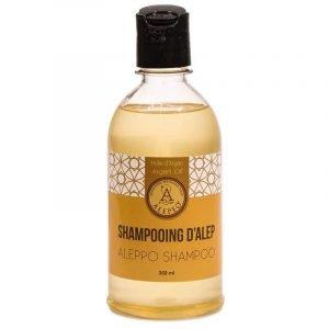 Shampoo di Aleppo all'olio d'Argan