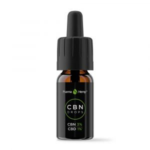 Pharma Hemp Olio di CBN 3% + CBD 1% (10ml)
